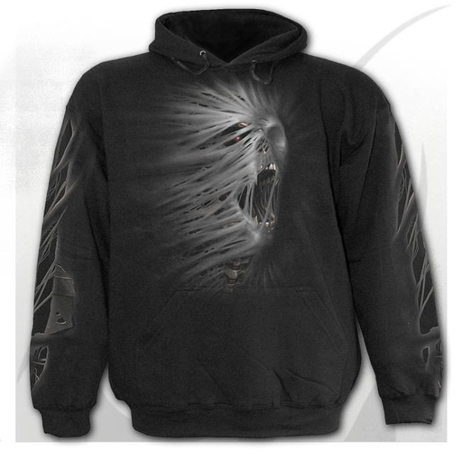 CAST OUT - Hoody Black