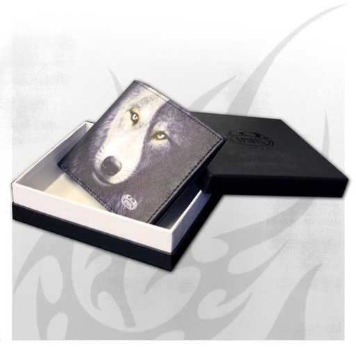 WOLF CHI - BiFold Wallet with RFID Blocking and Gift Box