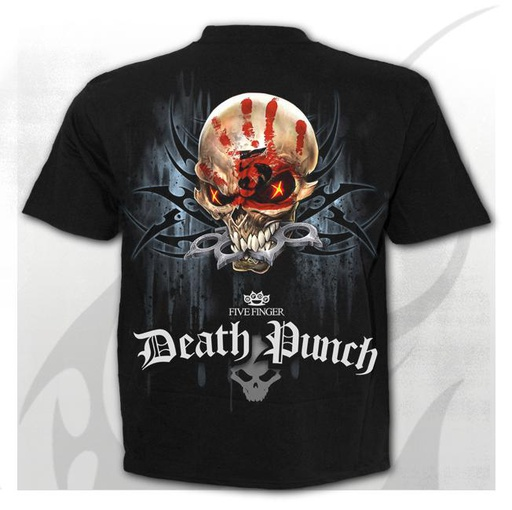 5FDP - GAME OVER - T-Shirt Black