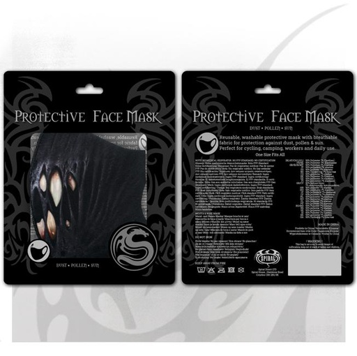 FIRST BITE - Protective Face Masks
