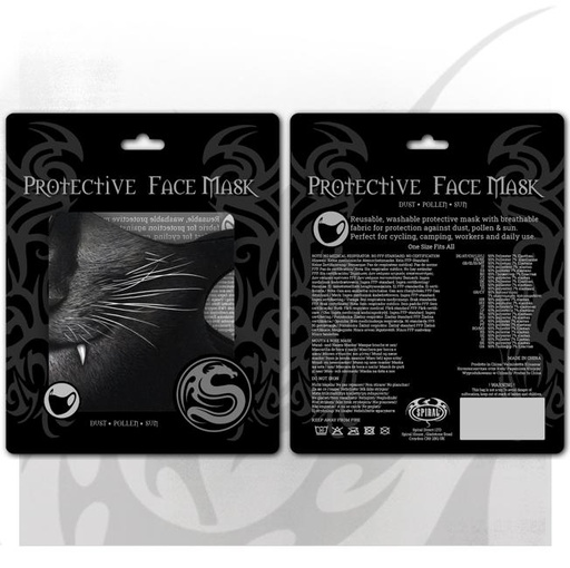 CAT FANGS - Protective Face Masks