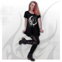 GOTHIC MOON - Smock - Tunic Casual Top