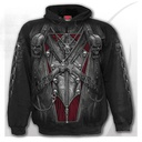 STRAPPED - Hoody Black