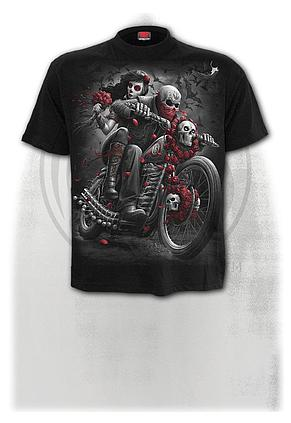 DOTD BIKERS - T-Shirt Black
