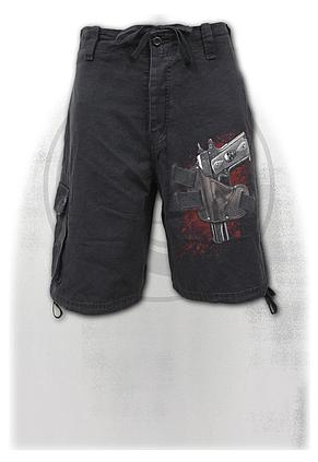 HOLSTER - Vintage Cargo Shorts Black