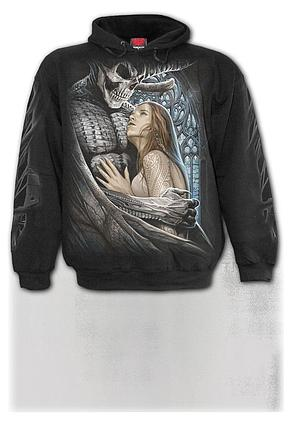 DEVIL BEAUTY - Hoody Black
