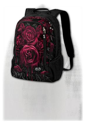 BLOOD ROSE - Back Pack - With Laptop Pocket