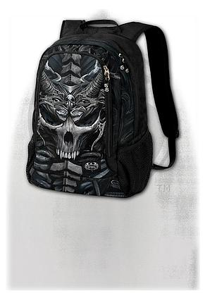 SKULL ARMOUR - Back Pack - With Laptop Pocket