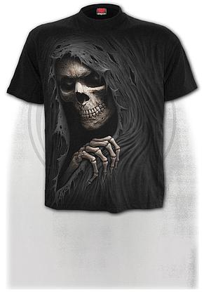 GRIM RIPPER - T-Shirt Black