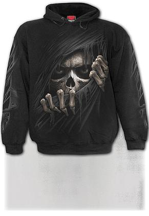 GRIM RIPPER - Hoody Black