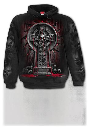 BLEEDING SOULS - Hoody Black