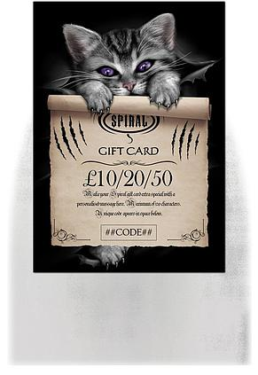 Bright Eyes Gift Card