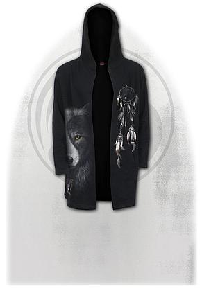 WOLF CHI - Occult Hooded Cardigan