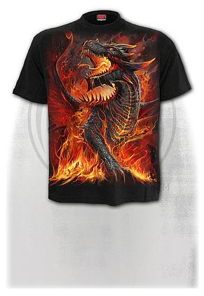 DRACONIS - Kids T-Shirt Black