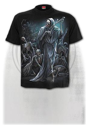 DANCE OF DEATH - T-Shirt Black