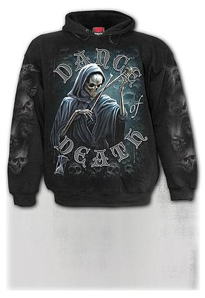 DANCE OF DEATH - Hoody Black