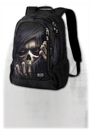 GRIM RIPPER - Back Pack - With Laptop Pocket