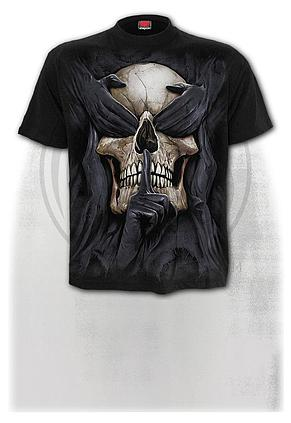 SEE NO EVIL - T-Shirt Black