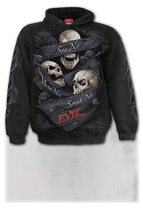 SEE NO EVIL - Hoody Black
