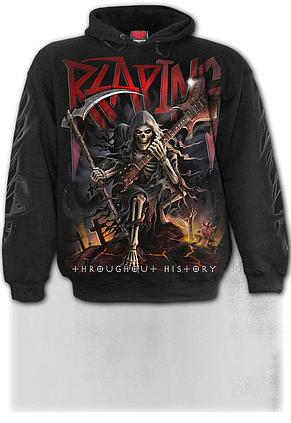 REAPING TOUR - Hoody Black