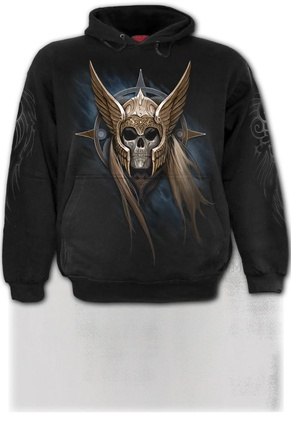 ANGEL WARRIOR - Hoody Black