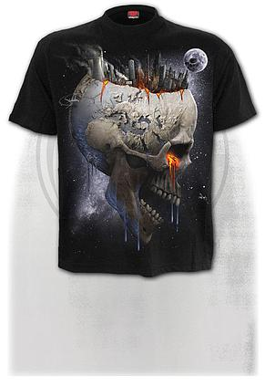 DEAD WORLD - T-Shirt Black