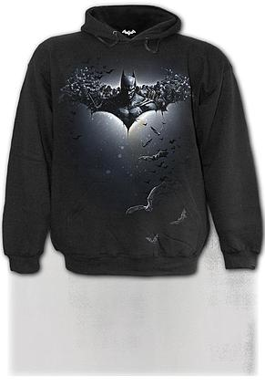 JOKER - ARKHAM ORIGINS - Hoody Black