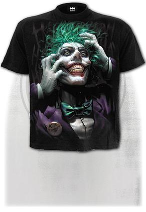 JOKER - FREAK - T-Shirt Black