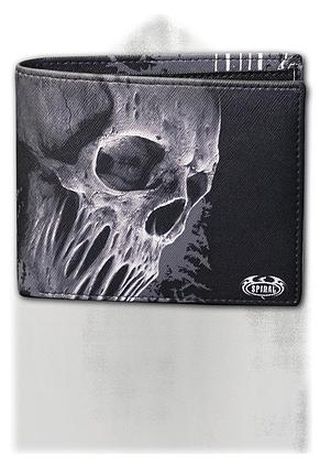 BAT CURSE - BiFold Wallet with RFID Blocking and Gift Box