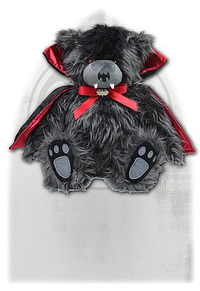 TED THE IMPALER - TEDDY BEAR - Collectable Soft Plush Toy 12 inch