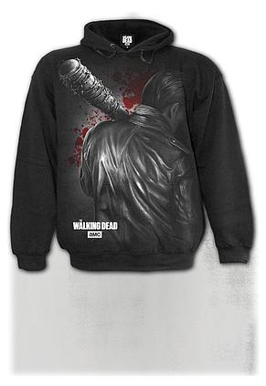 NEGAN - JUST GETTING STARTED - Hoody Black