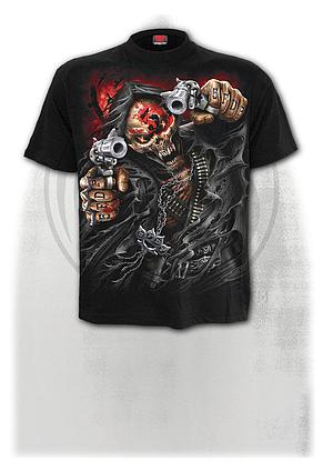 5FDP - ASSASSIN - T-Shirt Black