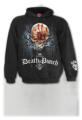 5FDP - GAME OVER - Hoody Black