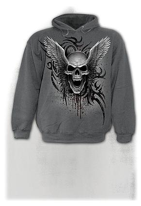 ASCENSION - Hoody Charcoal