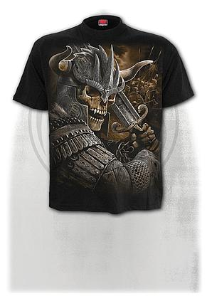 VIKING WARRIOR - T-Shirt Black