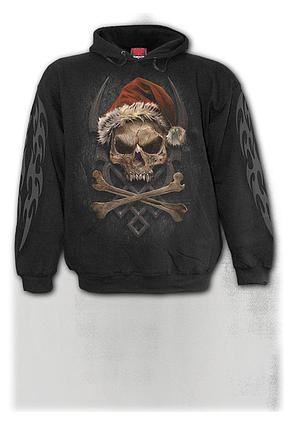 ROCK SANTA - Hoody Black