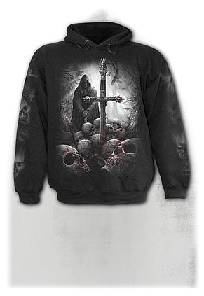 SOUL SEARCHER - Hoody Black
