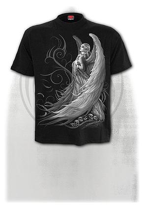 CAPTIVE SPIRITS - T-Shirt Black
