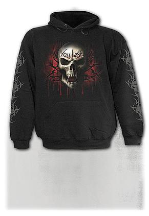 GAME OVER - Hoody Black