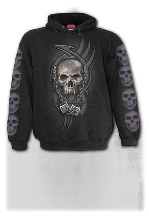 BOSS REAPER - Hoody Black