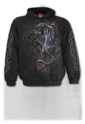 TRIBAL PANTHER - Hoody Black