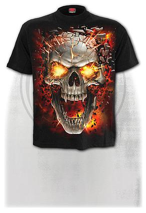 b4a5ccc33d0 5FDP - ASSASSIN - T-Shirt Black