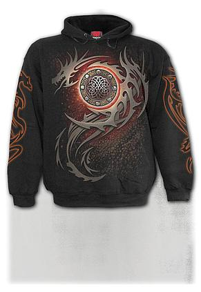 DRAGON EYE - Hoody Black
