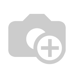 DEAD TATTOO - Leatherlook Striped Gathered Sleeve
