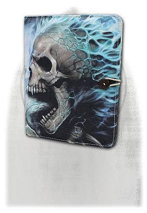 FLAMING SPINE - iPad Air Folio Case + Stand